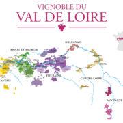 vignoble Loire région cépages