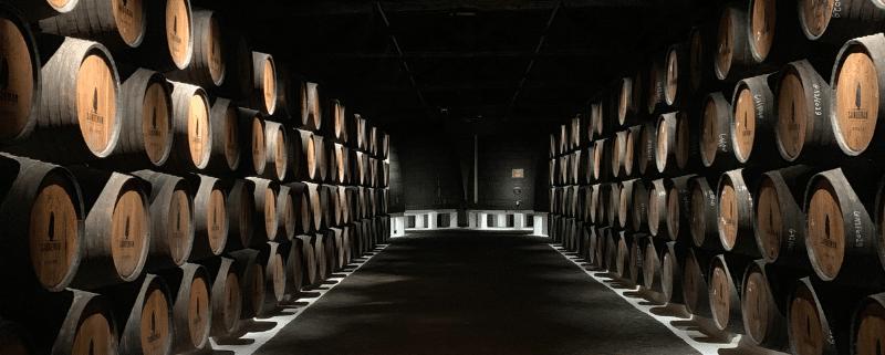 vin tonneaux france bleu